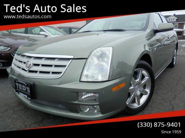 Cadillac STS 2005 $6900.00 incacar.com