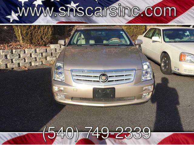 Cadillac STS 2005 $4600.00 incacar.com