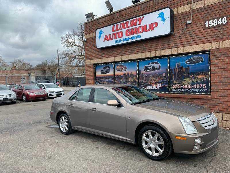 Cadillac STS 2006 $2995.00 incacar.com