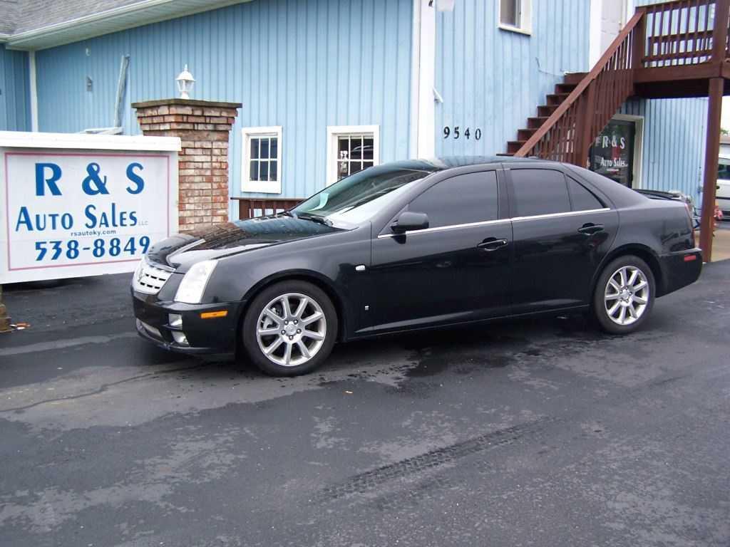 Cadillac STS 2006 $7995.00 incacar.com