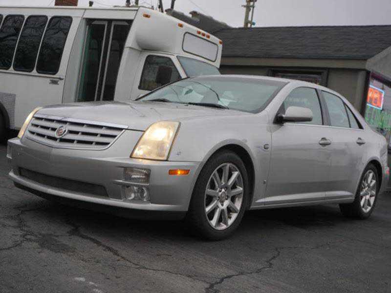 Cadillac STS 2007 $3995.00 incacar.com