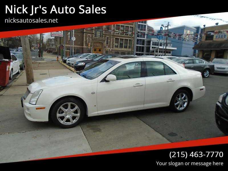 Cadillac STS 2007 $3495.00 incacar.com