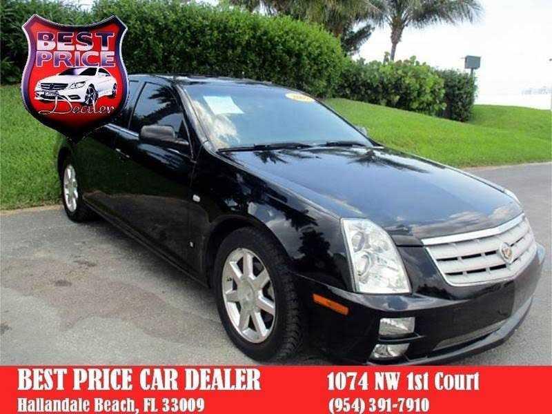Cadillac STS 2007 $6999.00 incacar.com