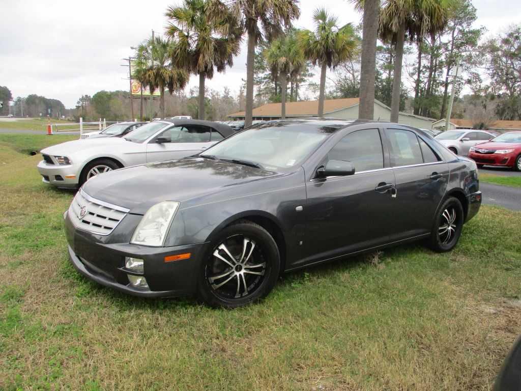 Cadillac STS 2007 $6995.00 incacar.com