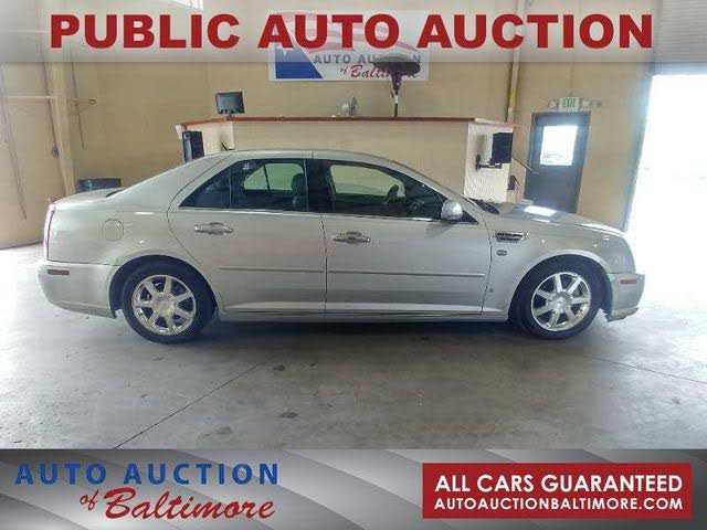 Cadillac STS 2008 $2500.00 incacar.com