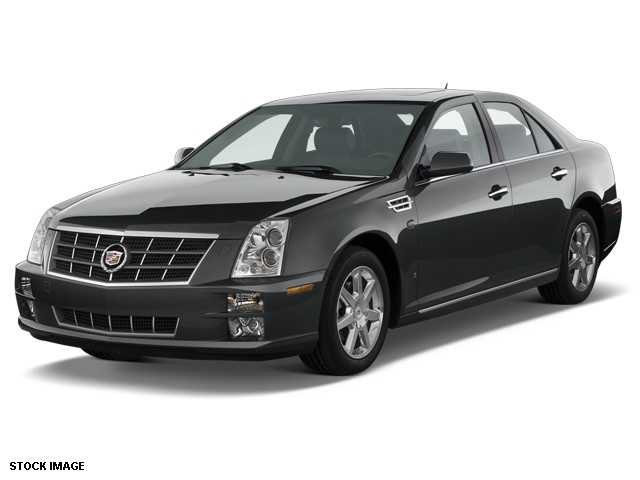 Cadillac STS 2008 $9995.00 incacar.com