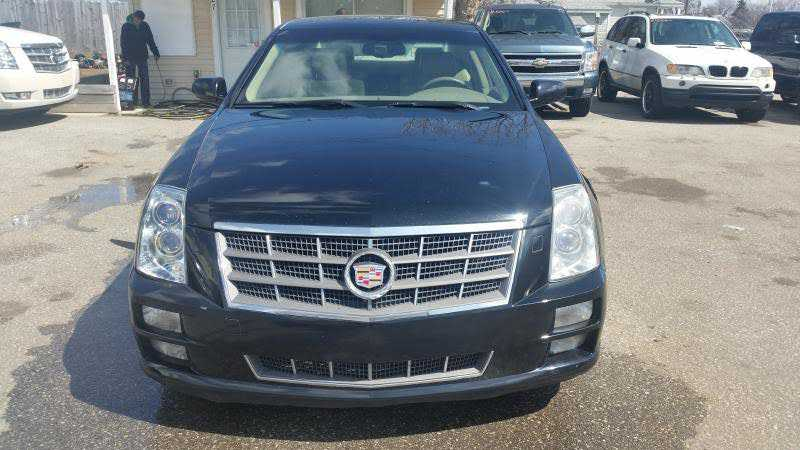 Cadillac STS 2008 $4000.00 incacar.com