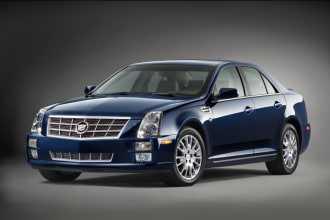 Cadillac STS 2009 $1062.00 incacar.com