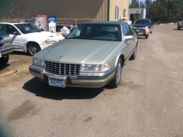 Cadillac Seville 1997 $3695.00 incacar.com