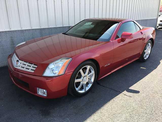 Cadillac XLR 2004 $19995.00 incacar.com