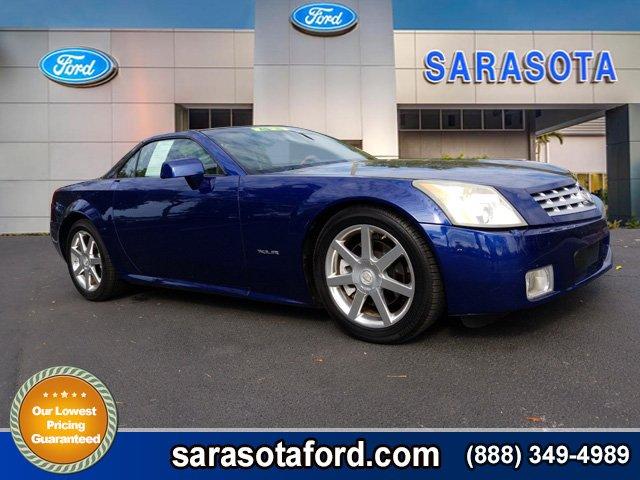 Cadillac XLR 2004 $16300.00 incacar.com