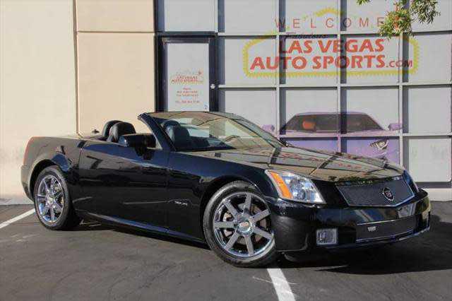 Cadillac XLR 2005 $22499.00 incacar.com