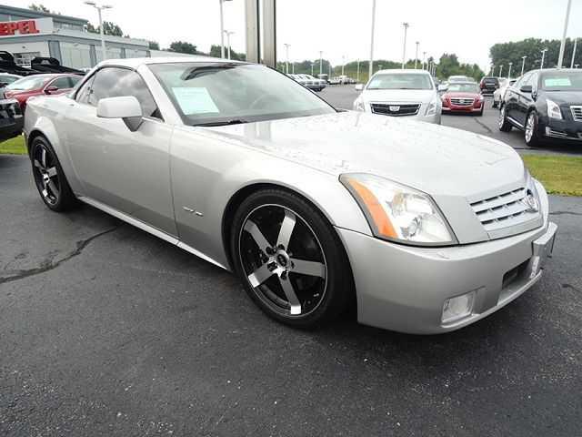 Cadillac XLR 2005 $15333.00 incacar.com