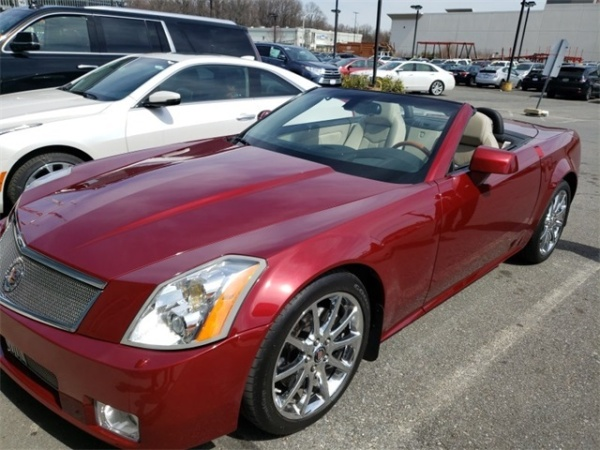 Cadillac XLR 2006 $35000.00 incacar.com
