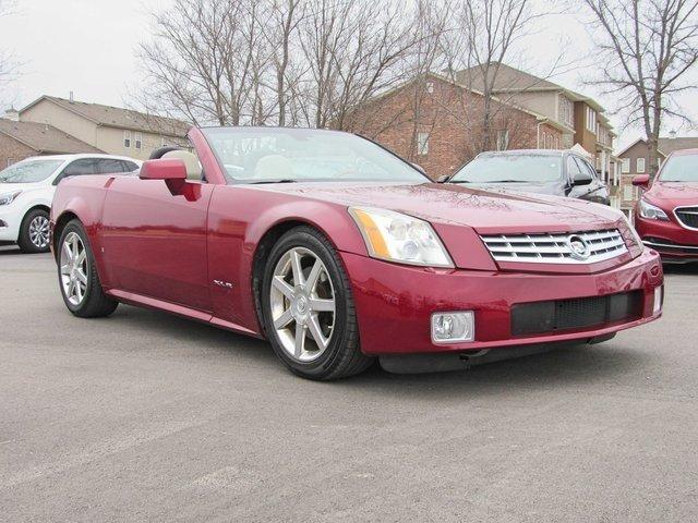 Cadillac XLR 2006 $23000.00 incacar.com