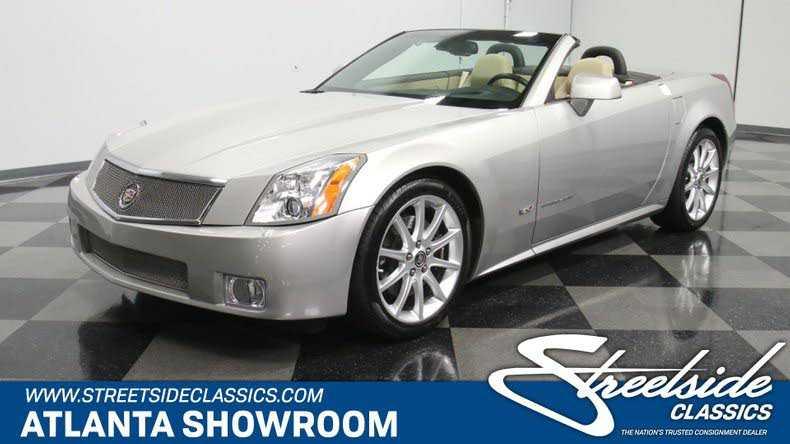 Cadillac XLR 2007 $56995.00 incacar.com