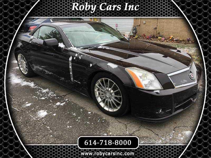 Cadillac XLR 2009 $39995.00 incacar.com