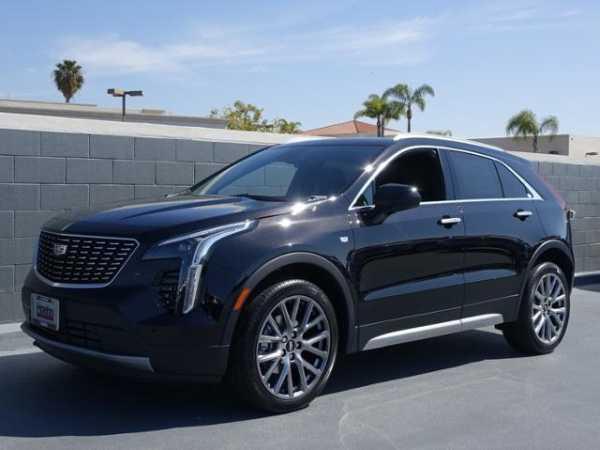 Cadillac XT4 2019 $49230.00 incacar.com