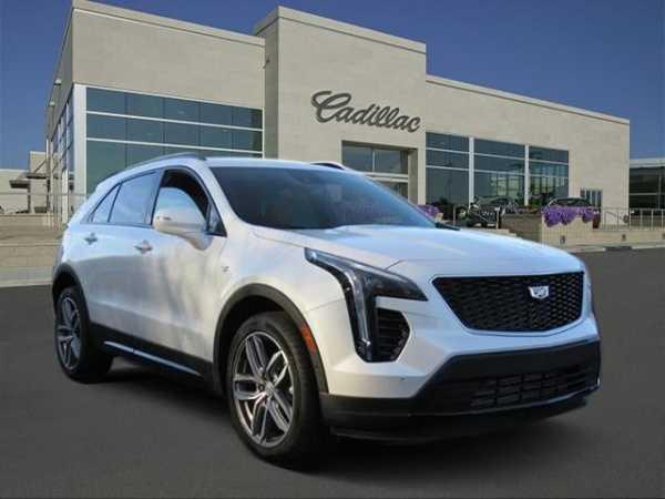 Cadillac XT4 2019 $56535.00 incacar.com
