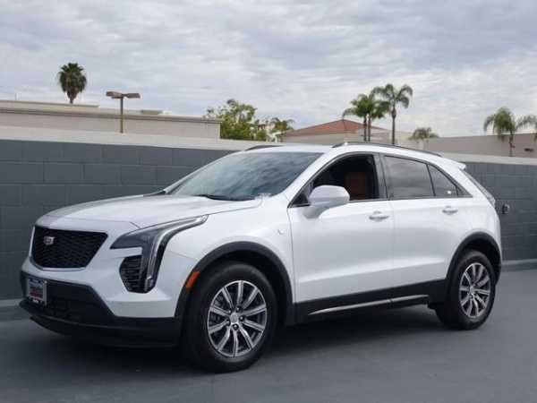 Cadillac XT4 2019 $50230.00 incacar.com