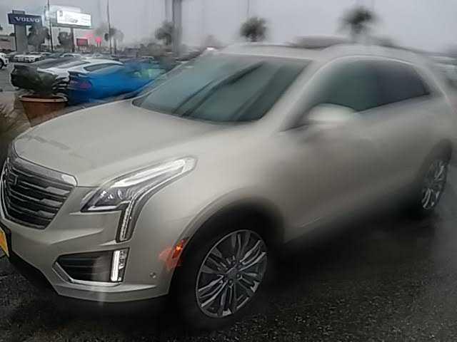 Cadillac XT5 2017 $34784.00 incacar.com