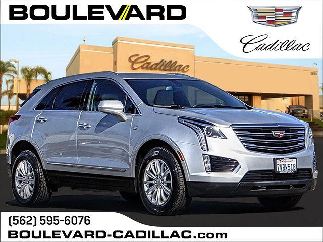 used Cadillac XT5 2017 vin: 1GYKNARS7HZ144148