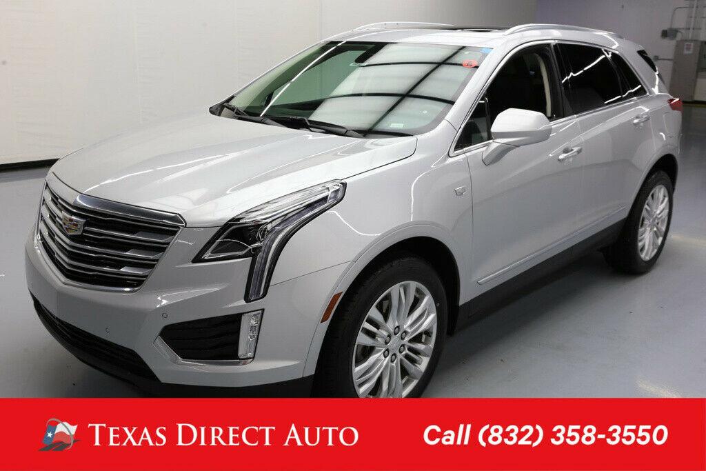 Cadillac XT5 2018 $29090.00 incacar.com