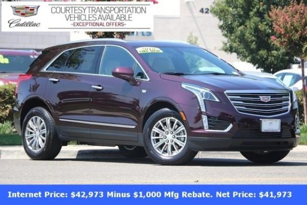Cadillac XT5 2018 $41973.00 incacar.com