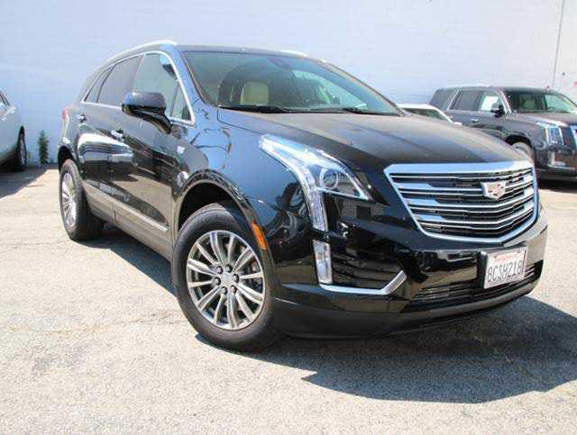 Cadillac XT5 2018 $50410.00 incacar.com