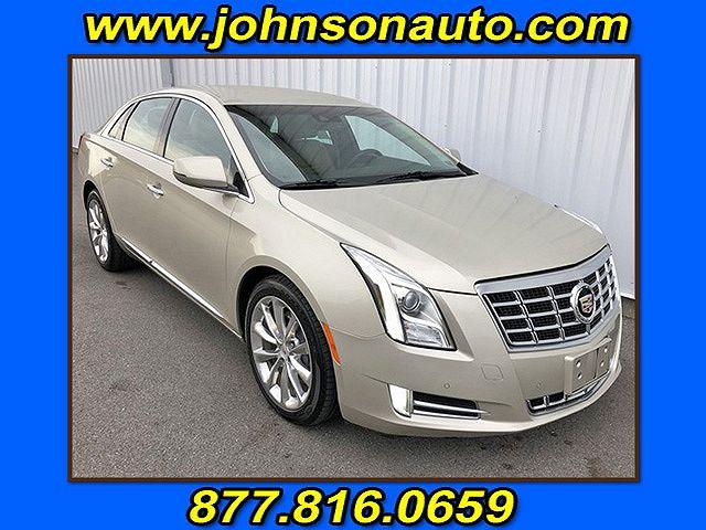 used Cadillac XTS 2013 vin: 2G61P5S36D9182970