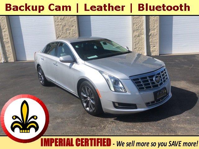 Cadillac XTS 2013 $14847.00 incacar.com