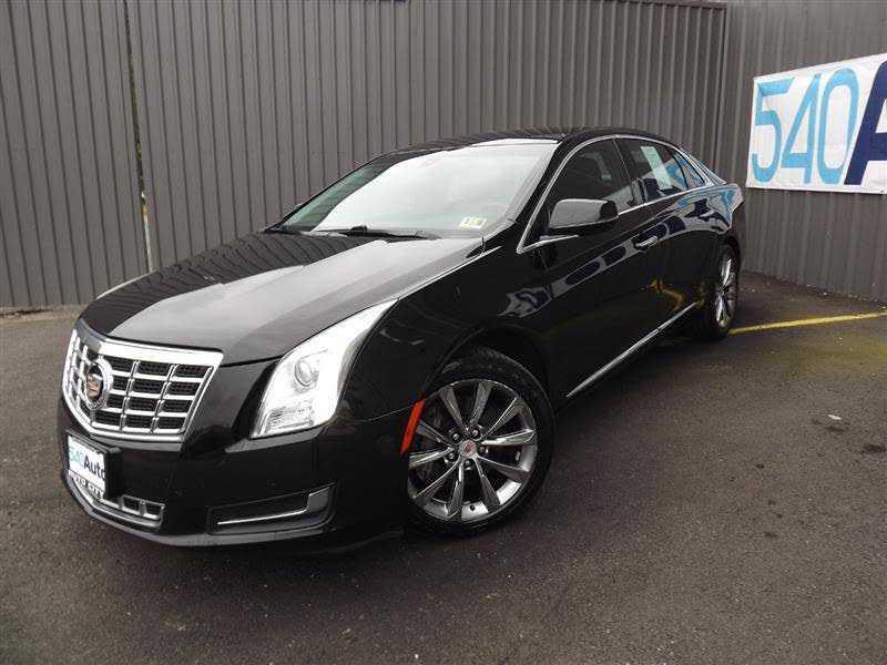 Cadillac XTS 2014 $9977.00 incacar.com