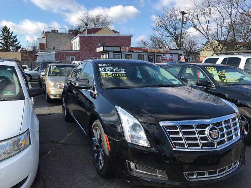 Cadillac XTS 2014 $8995.00 incacar.com