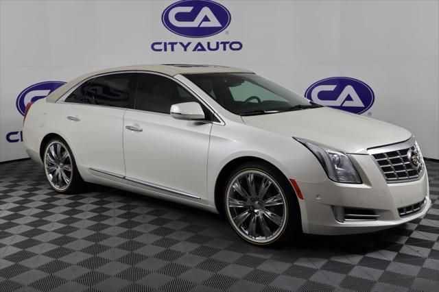 Cadillac XTS 2014 $21494.00 incacar.com