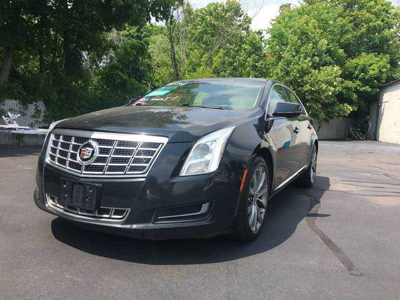 Cadillac XTS 2015 $8999.00 incacar.com