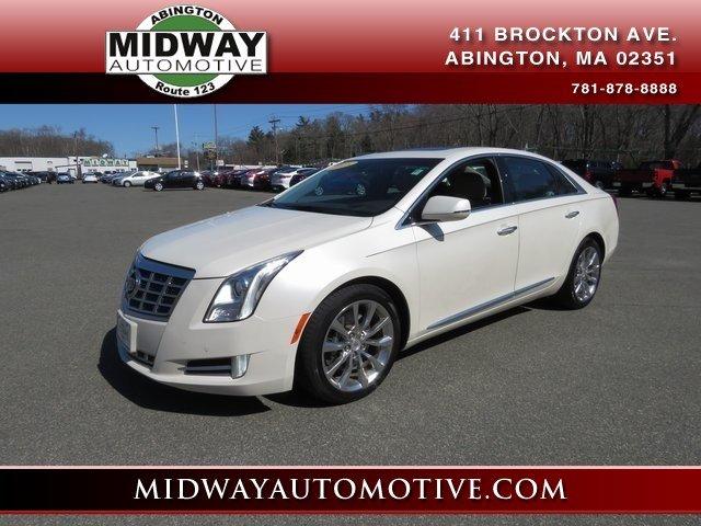 Cadillac XTS 2015 $24962.00 incacar.com