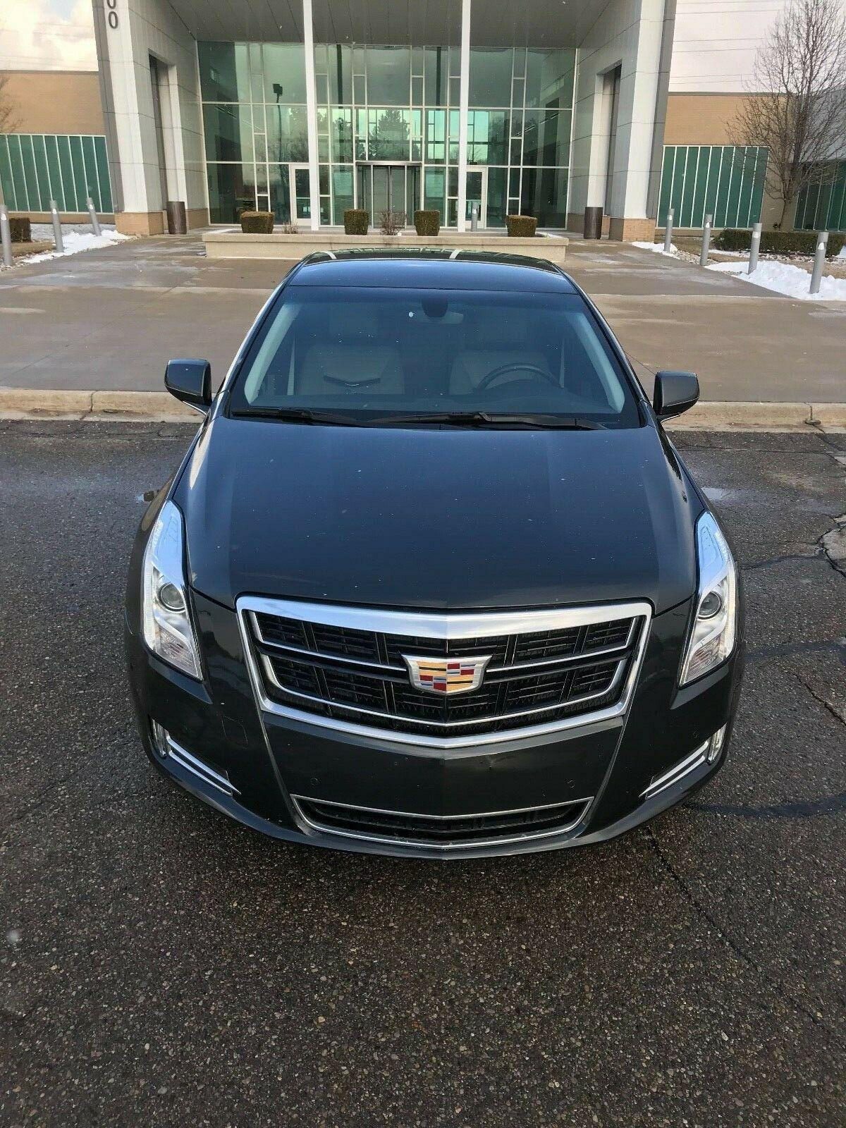Cadillac XTS 2016 $16300.00 incacar.com