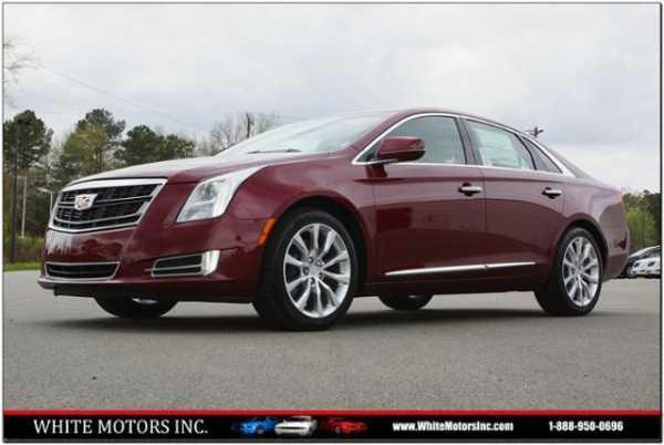 Cadillac XTS 2017 $45827.00 incacar.com