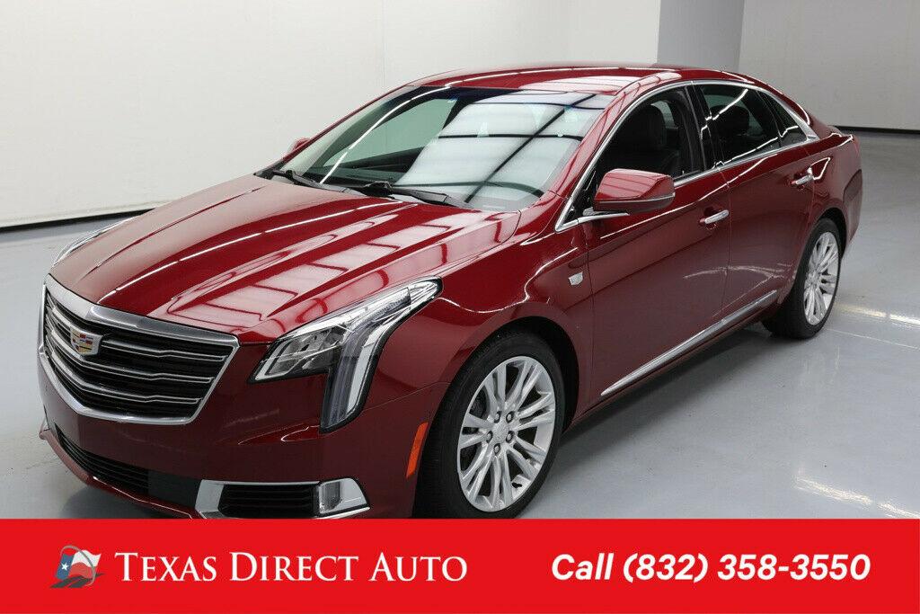 Cadillac XTS 2018 $26660.00 incacar.com