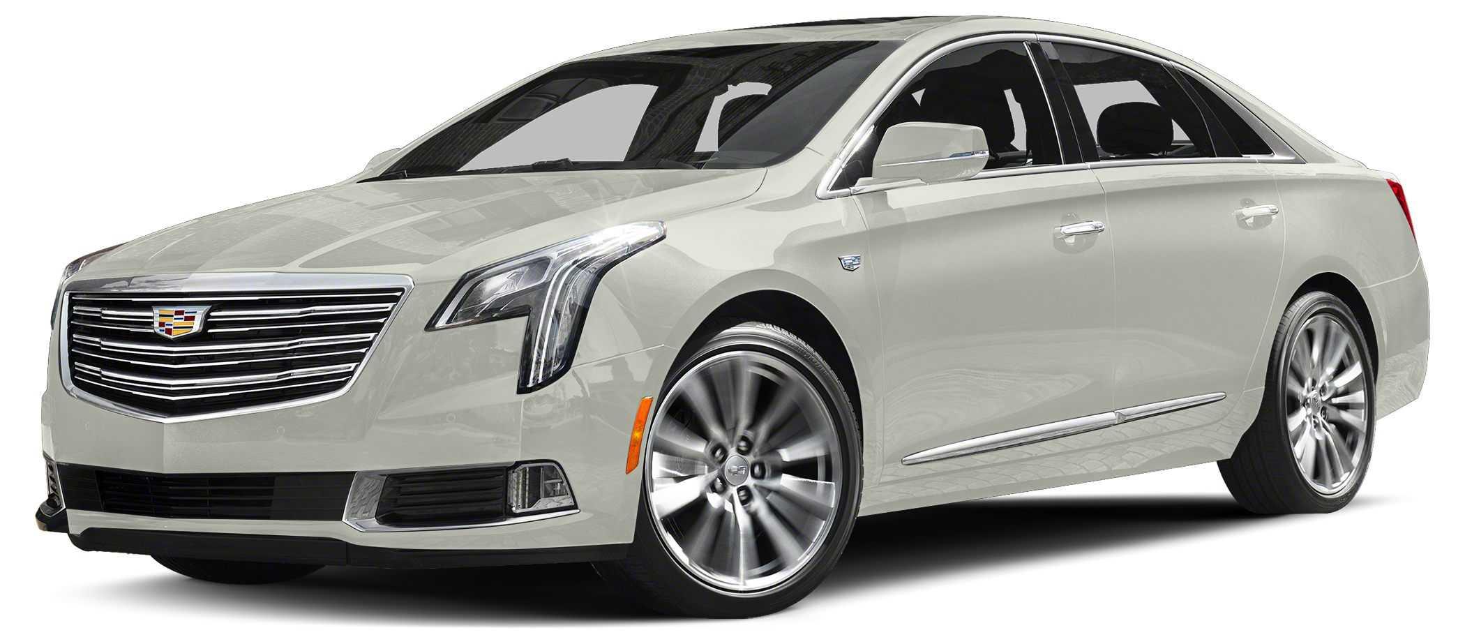 Cadillac XTS 2018 $51777.00 incacar.com