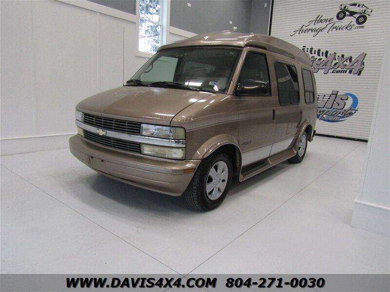 used Chevrolet Astro 1995 vin: 1GBDM19W1SB186808
