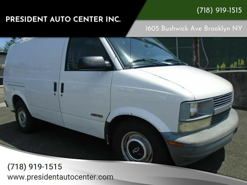 used Chevrolet Astro 1997 vin: 1GCDM19W8VB215107