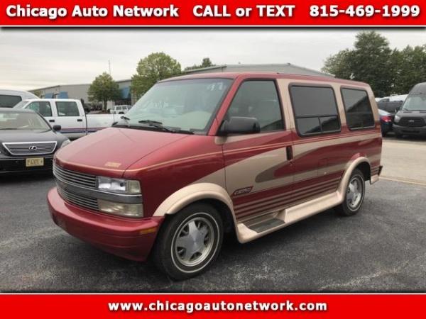 Chevrolet Astro 1997 $6975.00 incacar.com