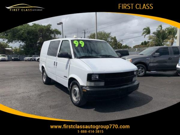 Chevrolet Astro 1999 $3000.00 incacar.com
