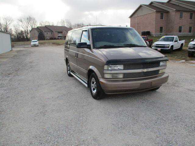 Chevrolet Astro 1999 $4988.00 incacar.com