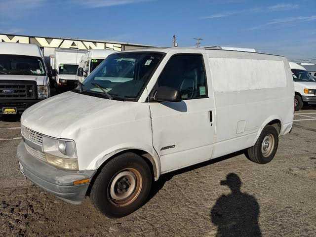 Chevrolet Astro 2000 $890.00 incacar.com