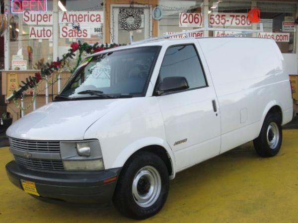 Chevrolet Astro 2000 $5999.00 incacar.com