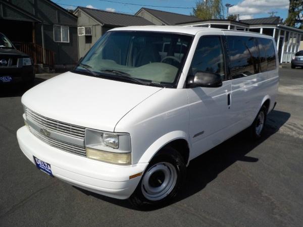 Chevrolet Astro 2000 $4495.00 incacar.com