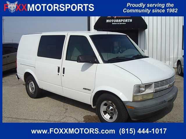 Chevrolet Astro 2002 $1495.00 incacar.com