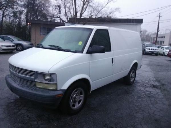 Chevrolet Astro 2003 $3999.00 incacar.com
